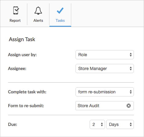 Assigning tasks to employees